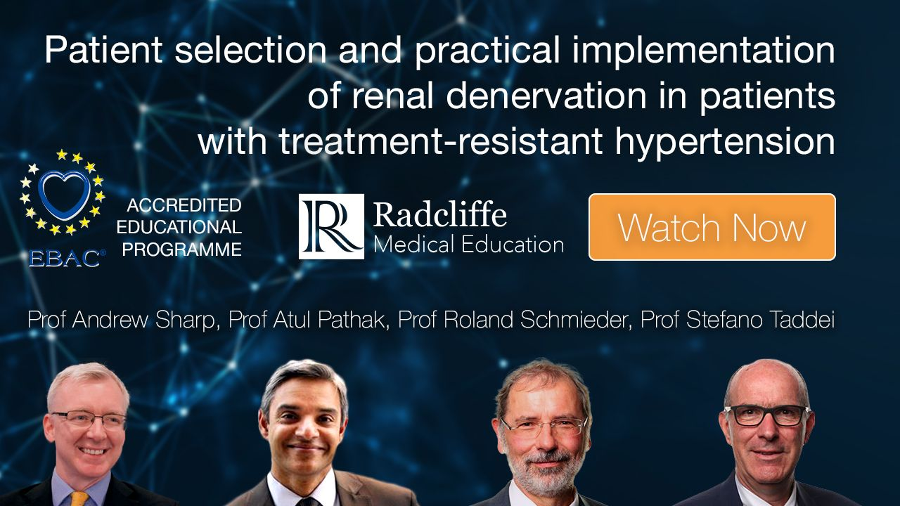 Patient Selection and Practical Implementation of Renal Denervation in Patients with Treatment-resistant Hypertension